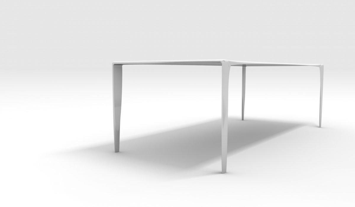 Schuster Innenausbau aus Salach – Esstisch Design Corian