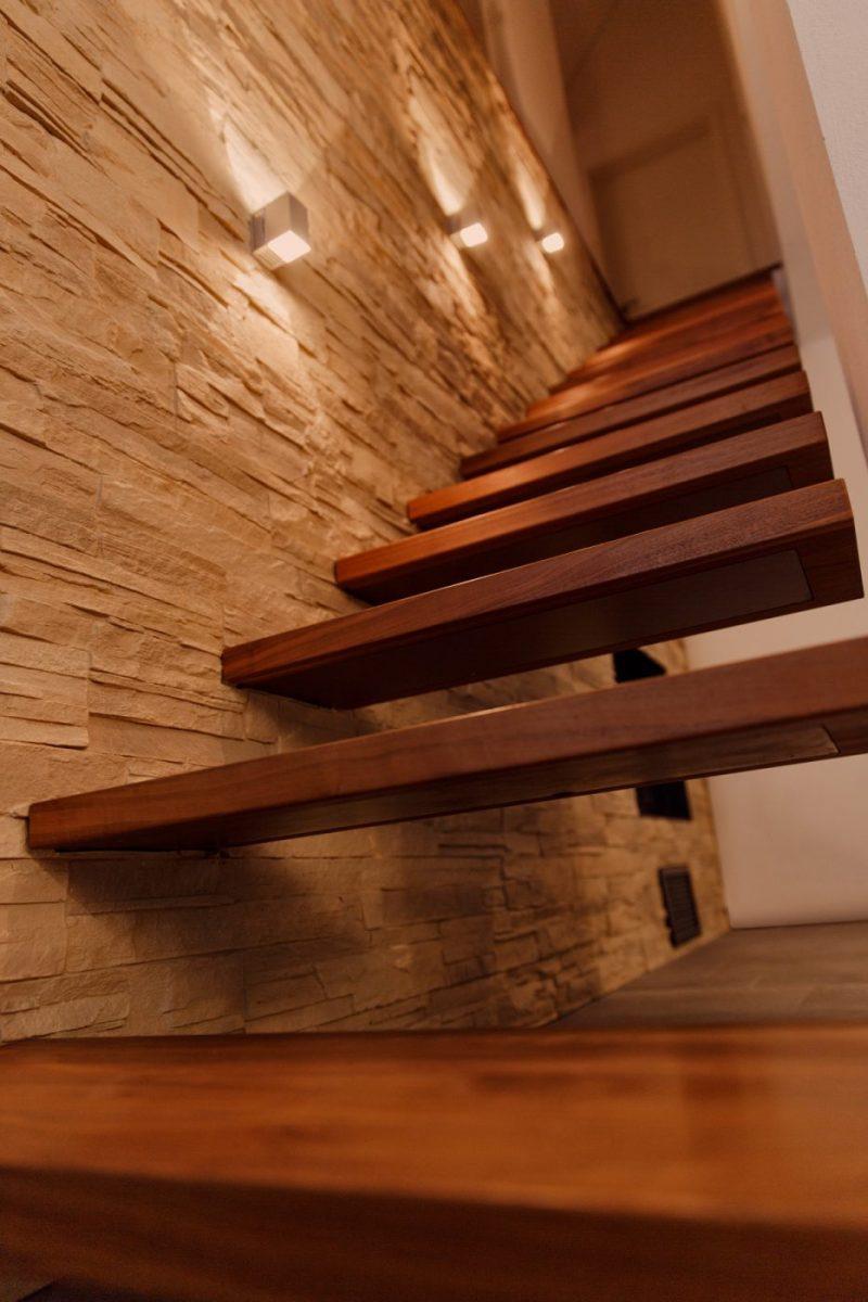 Schuster Innenausbau aus Salach – Exklusive Holztreppe