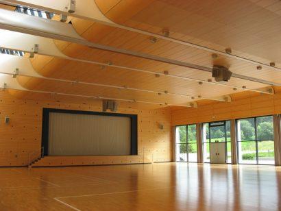 Schuster Innenausbau aus Salach – Innenausbau Mehrzweckhalle Salach Innenausbau