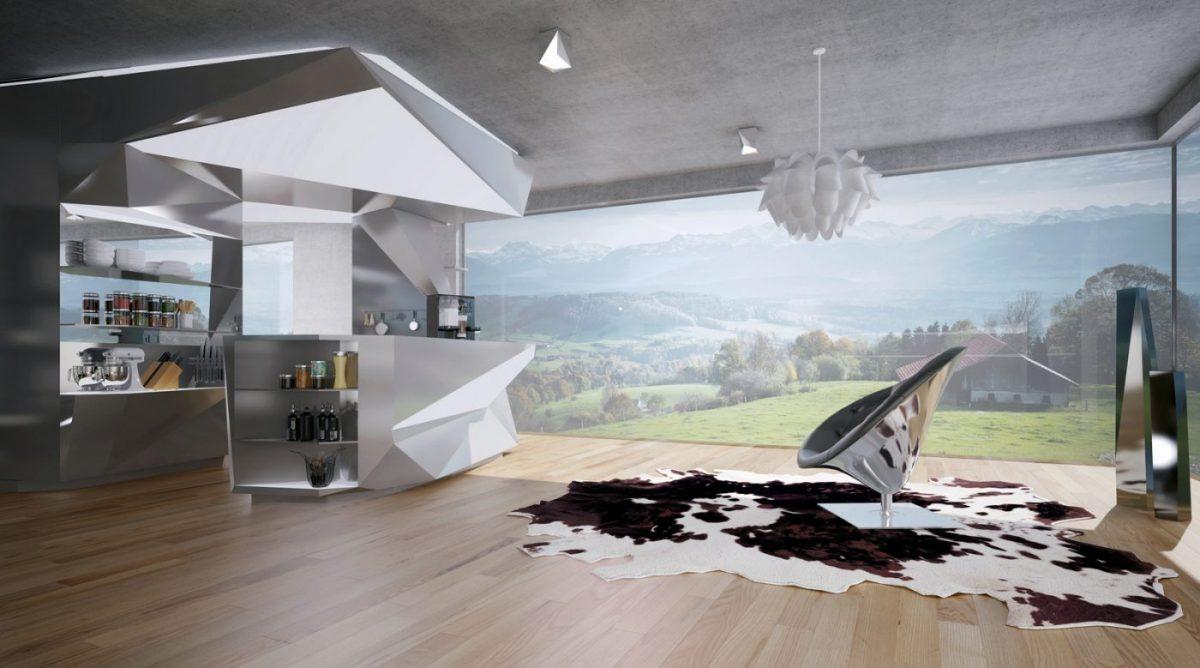 Schuster Innenausbau aus Salach – Panorama Loft Design Schweiz