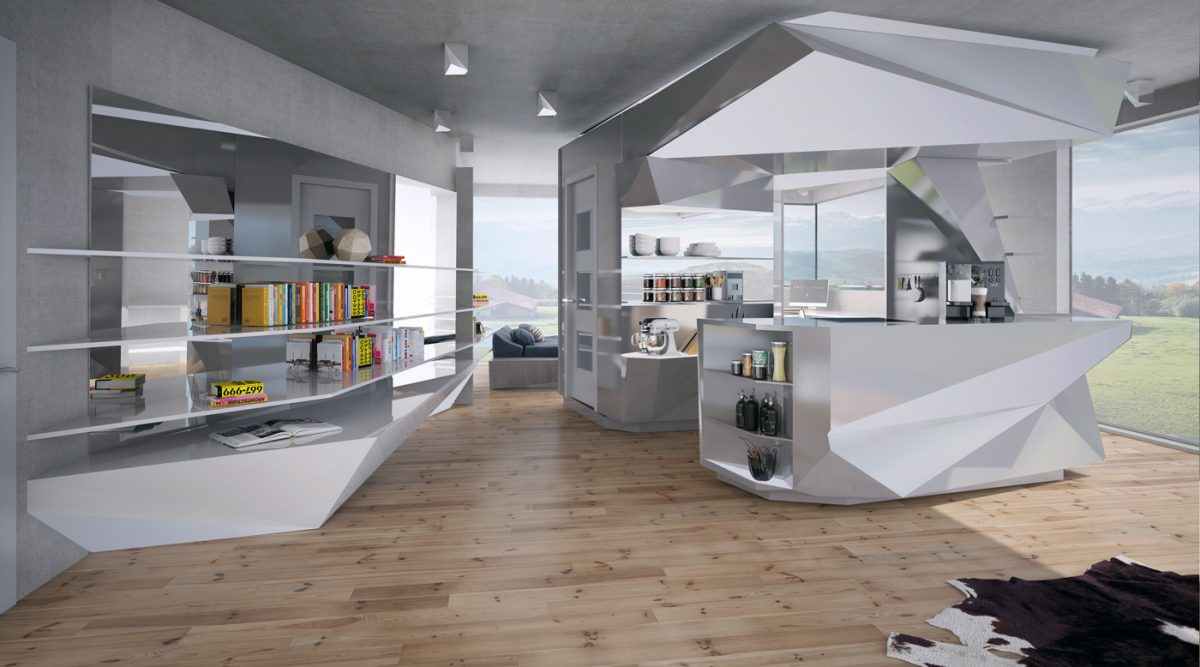 Schuster Innenausbau aus Salach – Panorama Loft exklusiv
