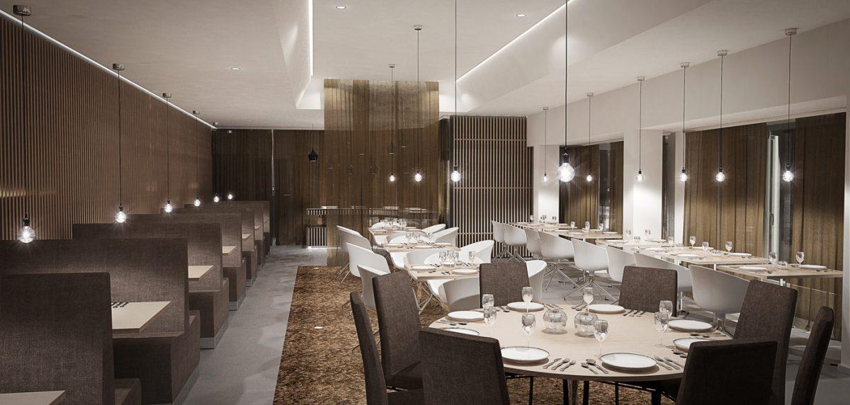 Schuster Innenausbau aus Salach – Restaurant Planung exklusiv