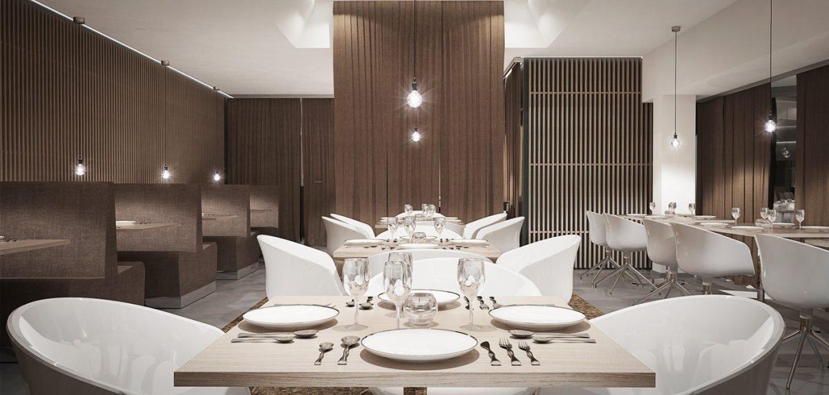 Schuster Innenausbau aus Salach – Restaurant Planung individuell