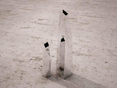 Schuster Innenausbau aus Salach – Vase Edelstahl verchromt
