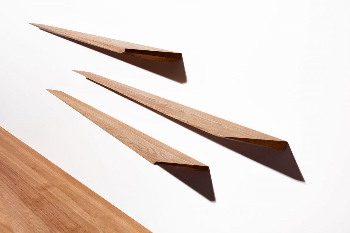 Schuster Innenausbau aus Salach – Wandfachboden Eiche Massivholz hochwertig
