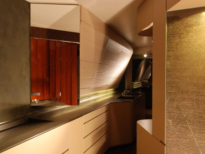 Schuster Innenausbau aus Salach – Möbel aus Mineralwerkstoff - Fugenlose Möbel