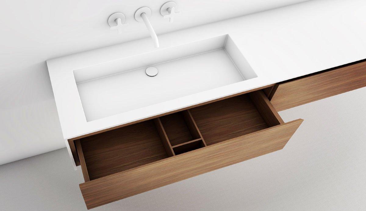 Schuster Innenausbau – Mineralwerkstoff Möbel kaufen