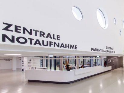 Schuster Innenausbau aus Salach – Arztpraxen- Klinik Umbau