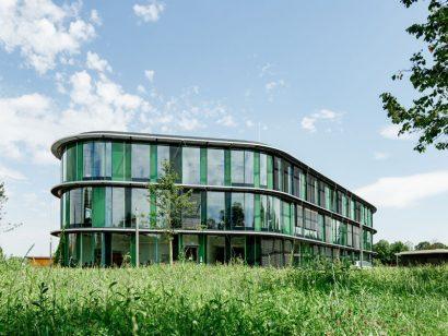 Schuster Innenausbau aus Salach – Innenausbau Laborgebäude in Bad Boll WALA