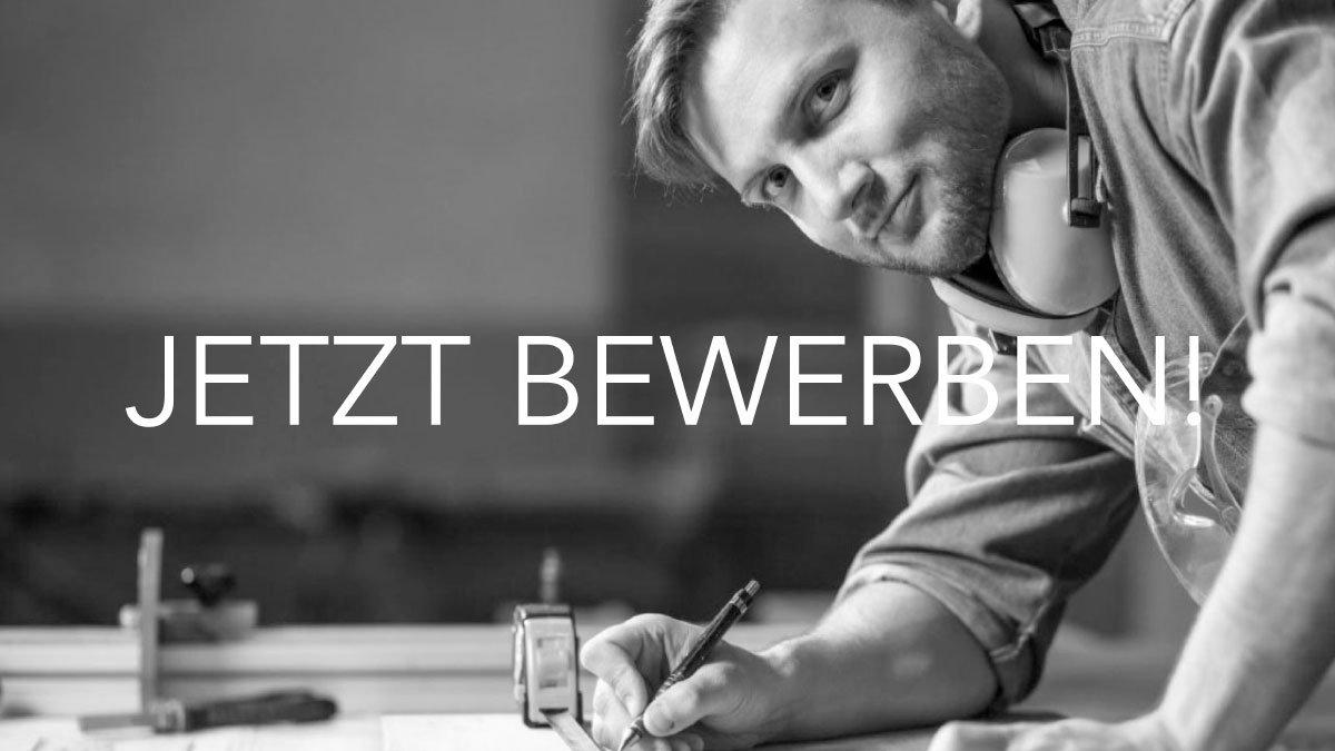Schuster Innenausbau – Stellenangebot als Schreiner / Tischler (m/w)