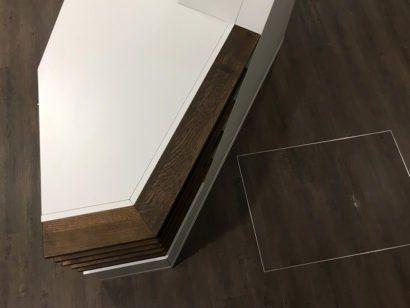 Schuster Innenausbau aus Salach – Hochwertige-und-individuelle-Empfangstheke-5
