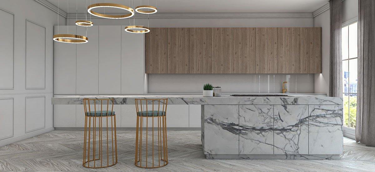 Schuster Innenausbau aus Salach – Exklusives-und-hochwertiges-Küchen-Konzept-in-New-York-Central-Park-4