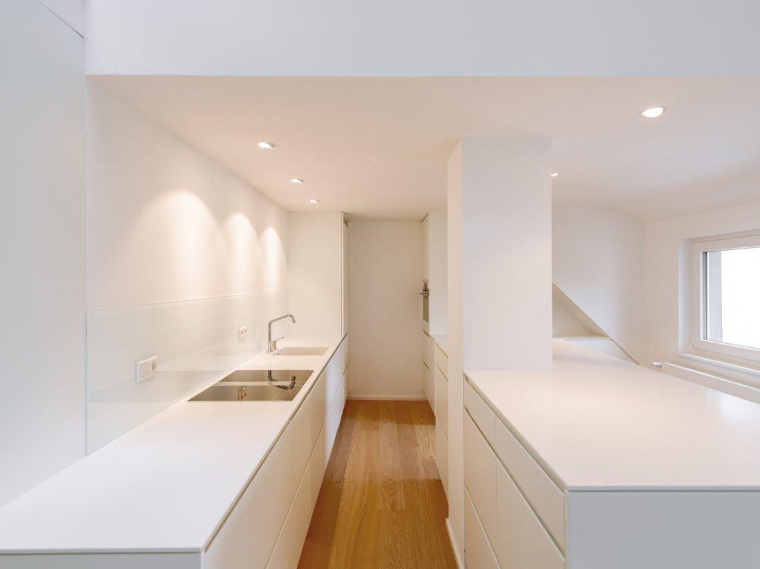 Schuster Innenausbau aus Salach – Küche Innenausbau modern Design Wohnzimmer11
