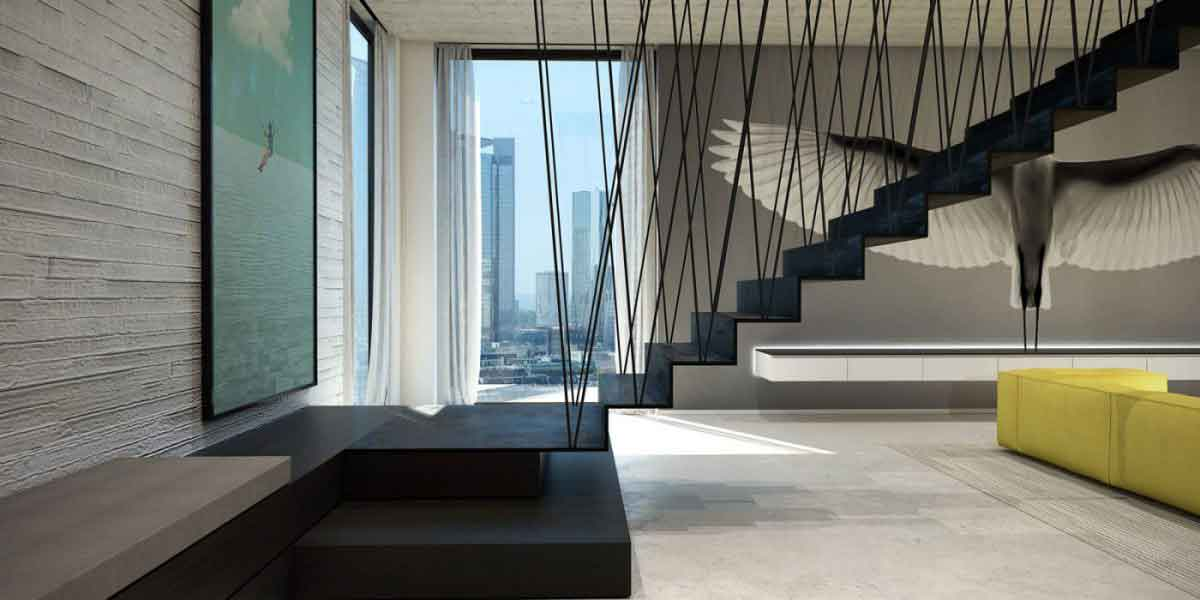 Schuster Innenausbau aus Salach – exklusive-schreinerei-möbelbau-penthouse