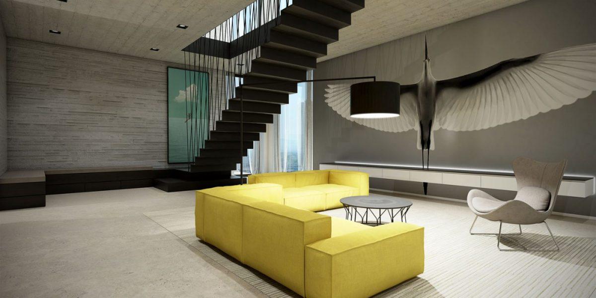 Schuster Innenausbau aus Salach – hochwertiger-innenausbau-penthouse