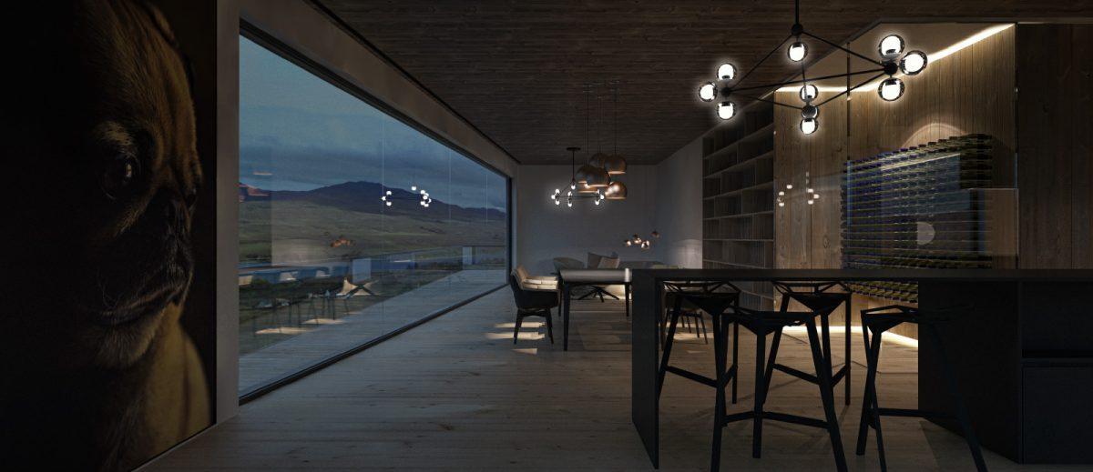 Schuster Innenausbau aus Salach – Einzigartige Innenarchitektur Island offener-essbereich 1