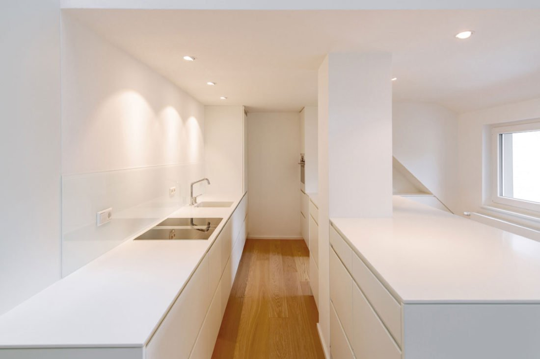 Schön Individuelle Design Kücheninseln Ideen - Ideen Für Die Küche ...