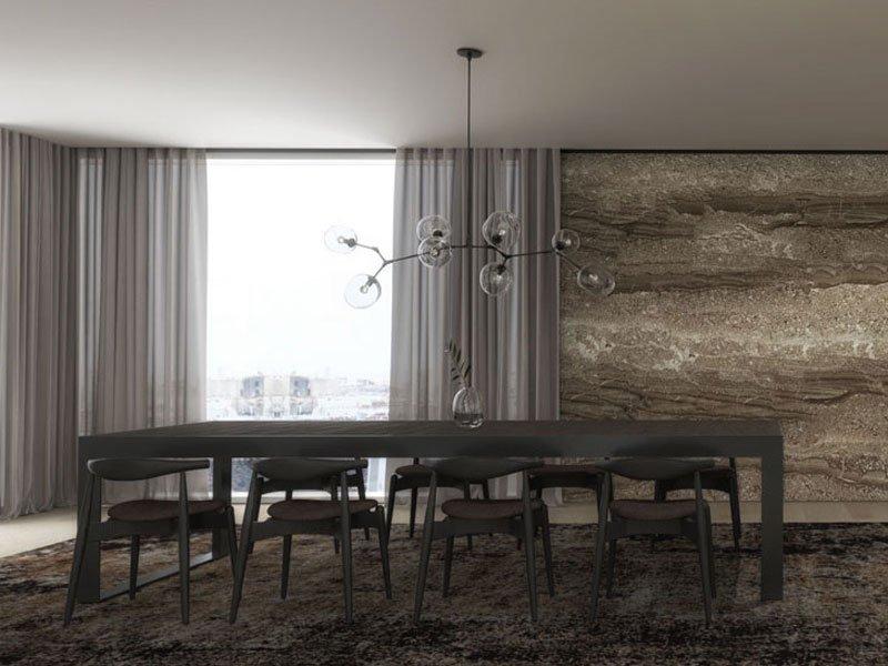 Schuster Innenausbau aus Salach – Offene Designer Wohnung mit Stil in Paris 2