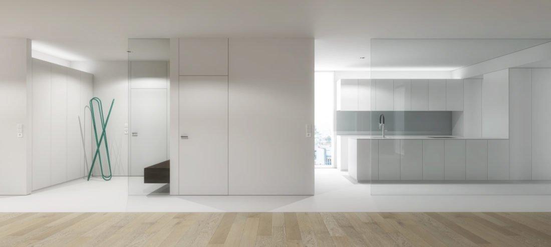 Schuster Innenausbau – Offene Designer Wohnung mit Stil in Paris