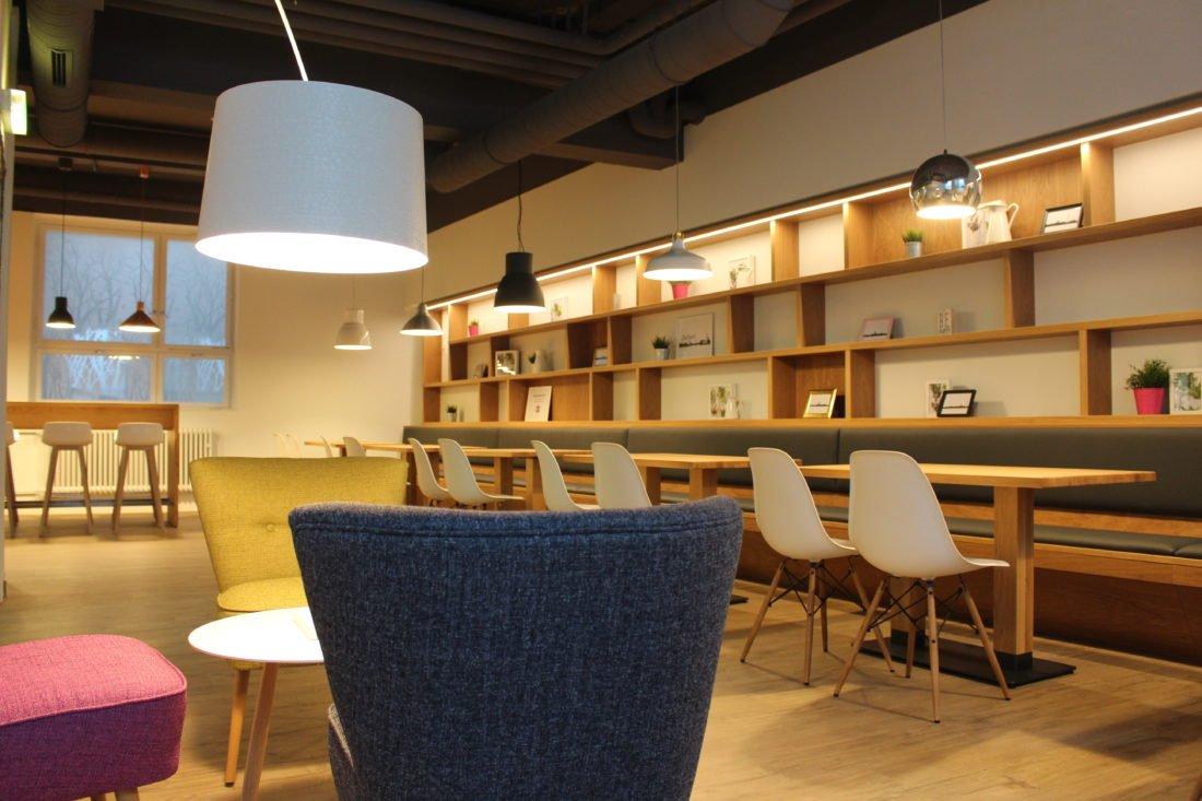 Schuster Innenausbau – Planung und Produktion einer neuen Teeküche in Stuttgart