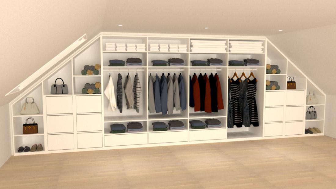 Schuster Innenausbau – Digitale Innenraum- und Möbelplanung